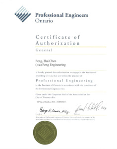 Peng Engineering Professional Services
