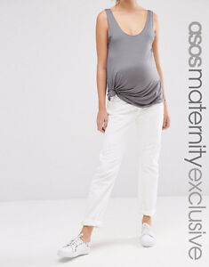 Brand New ASOS Maternity Jean With Over The Bump Waistband