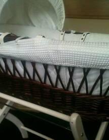 Whicker basket