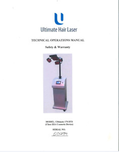 Ultimate Hair Laser 170 DTS