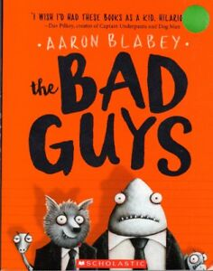 THE BAD GUYS SERIES  BY AARON BLABEY