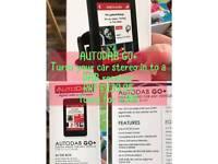 AUTODAB GO+ DAB car radio converter