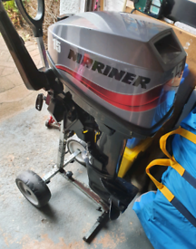 Mariner 15hp Outboard Engine 2 Stroke Ideal for Rib Boat Inflatable