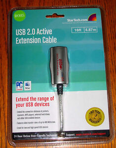 USB Active Extension Cable