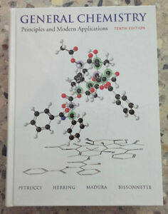 General Chemistry: Principles and Modern Applications (10th Ed.)
