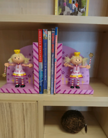 Fairy Bookends