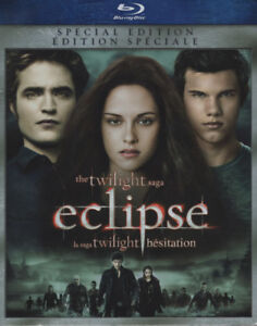 The Twilight Saga: Eclipse Special Edition Blu-ray Disc - New!