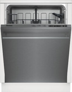 Blomberg 24 in. Stainless-steel Built-in Tall Tub Dishwasher