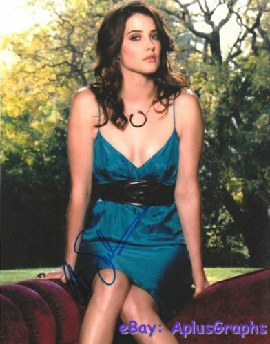 COBIE SMULDERS.. Alluring Actress - SIGNED
