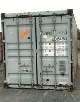 USED STORAGE CONTAINERS FOR SALE IN SUDBURY