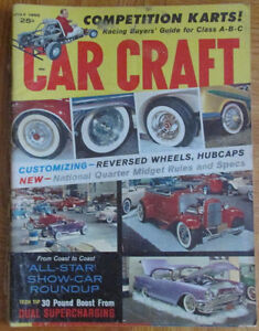 Car craft - revues / Magazines