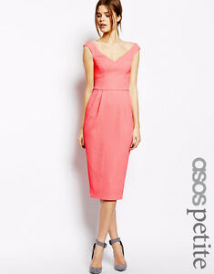 Brand new ASOS dress with tags, size 4 Petite