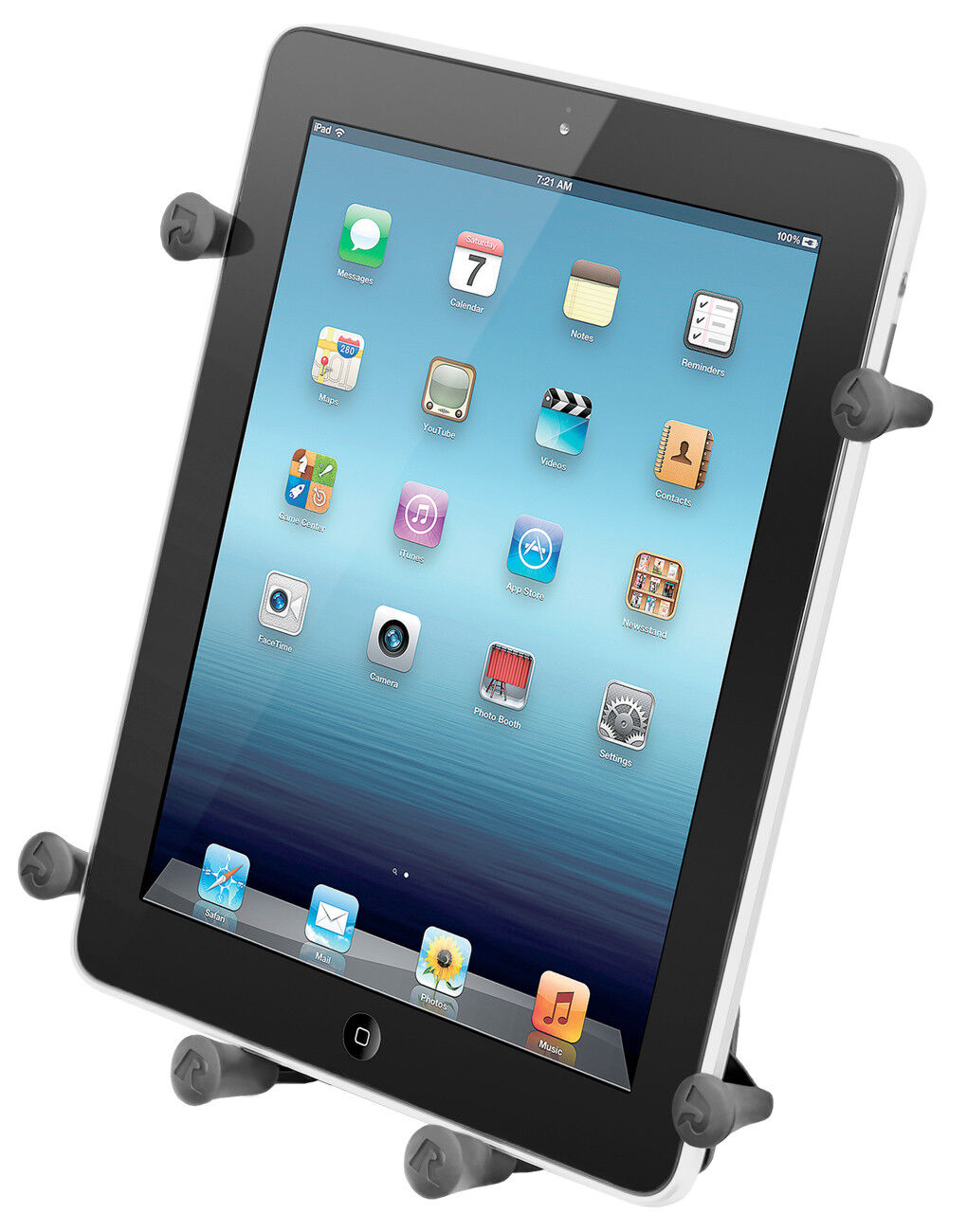 Ram Mount X-Grip III Universal Clamping Cradle for 10-Inch L