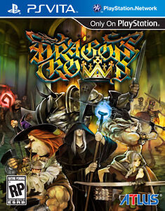 Looking for dragon's crown ps vita