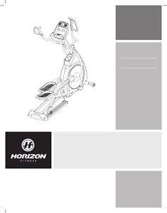 Horizon EX 77 elliptical trainer for 650$ Peterborough Peterborough Area image 3