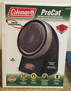 Coleman Portable Catalytic Space Heater - Propane