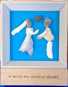 Sea Glass/Seashell/Pebble Art