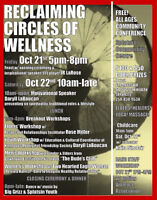 Reclaiming Circles of Wellness conference