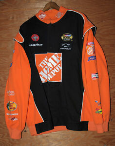 NASCAR HOME DEPOT #20 Jacket TONY STEWART Size XL MINT Condition London Ontario image 1