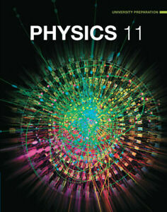Nelson Physics 11 Textbook and ANSWERS