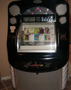 Rowe/AMI CD Jukebox -
