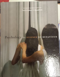 Psychology: The Science of Behaviour - Hardcover