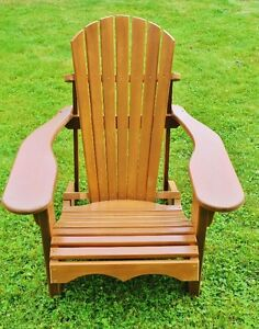 NEW!  Adirondack Chairs & Picnic Tables