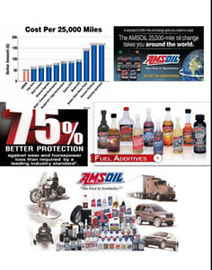 AMSOIL PRODUCTS AT WHOLESALE PRICES