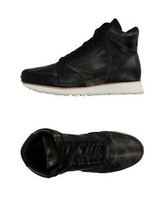 John Varvatos Astor Mid Trainer shoes in size 7.5
