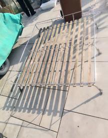 Splitscreen roof rack