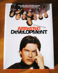 Arrested Development - Seasons 1, 2