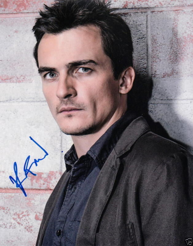 RUPERT FRIEND.. Homeland Hunk - SIGNED