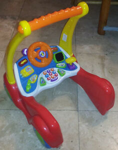 Walker - car style toddler toy thing