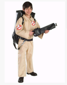 Ghostbusters Costume ideal for age 8 - 12 years