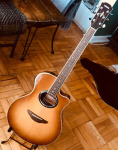 Yamaha Acoustic Electric Guitar APX 700 (Right handed users)