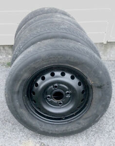 4 rims/jantes **GOOD CONDITION** 14in