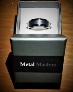 Metal Masters Tungsten Wedding Band Size 12 NEW