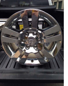 265 60 18 tires and rims for Tacoma / 4Runner