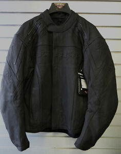 NEW FXR Leather Jacket $299