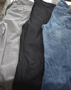 3 Pairs of Pants NEW Condition Size 14 $10