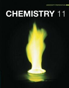 Nelson Chemistry 11 Textbook PDF and ANSWERS