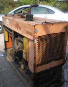 ACKLANDS ADW-400 Diesel Generator / Welder