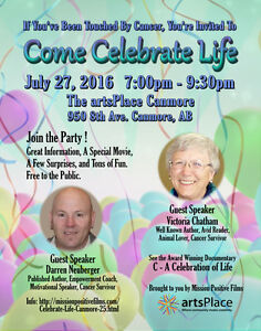 Celebrate Life - Canmore