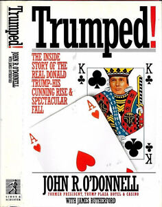 ▀█▀▀░█▀░█▄█░█▀▄▀█░█ ▀Trumped! The Inside Story of the Real Dona