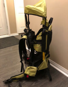Sherpani Rumba Back Country baby/toddler carrier