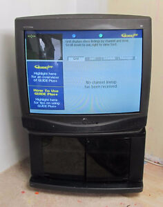 36 Inch Tube TV With Stand