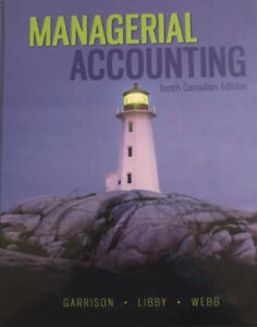 Management Accounting ADMS2510