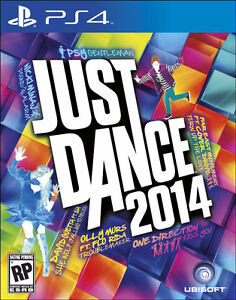 Like New Just Dance 2014 PS4 $10