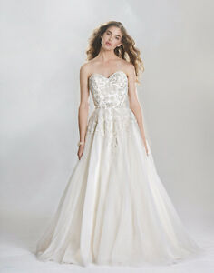 Lillian West Bridal Gown Style #6419