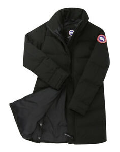Canada Goose Ladies Heatherton Parka - Black XS